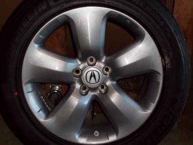 Acura RDX Wheels And Tires - Acura rdx tires